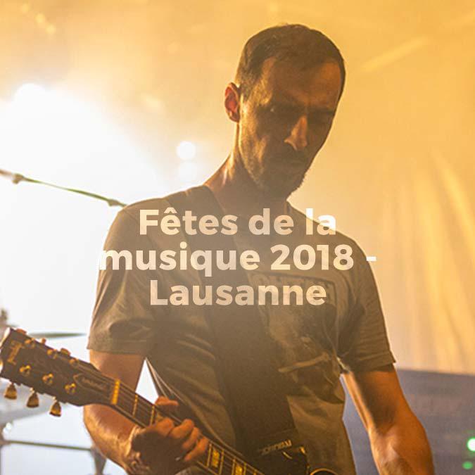 LA FETE DE LA MUSIQUE 2018