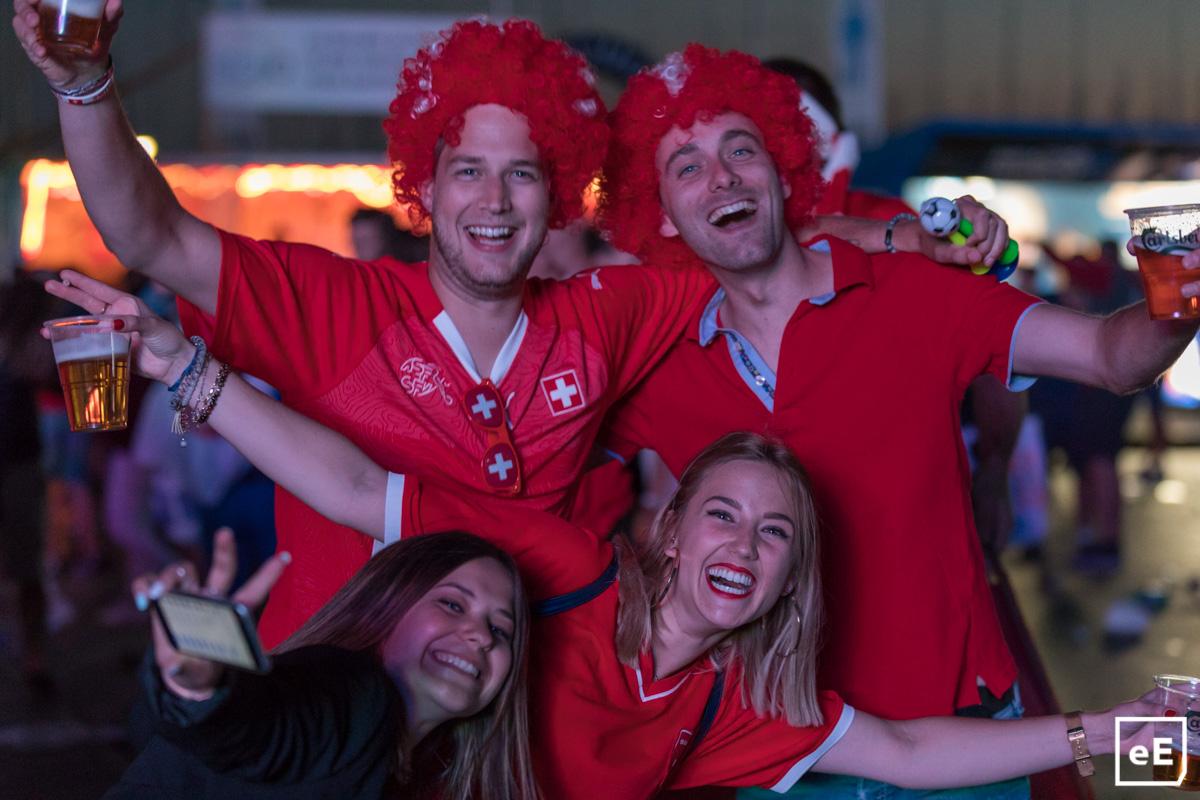 Coupe du monde 2018 - Suisse/Serbie