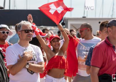 Coupe du monde 2018 - Suisse/Suède