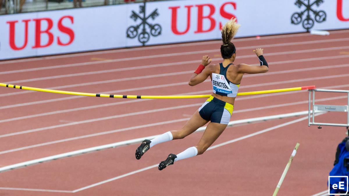 Athletissima 2018 au stade olympique de la pontaise à lausanne