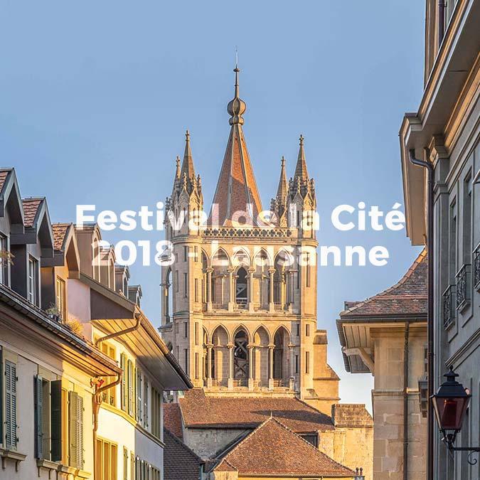 festival de la Cité 2018